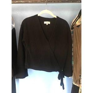 Madewell Long sleeve Shirt Black XS